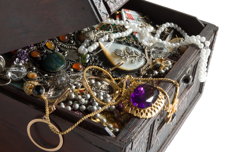most pawned items